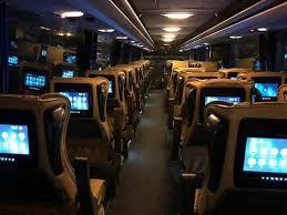 audio visual customizing interior bus